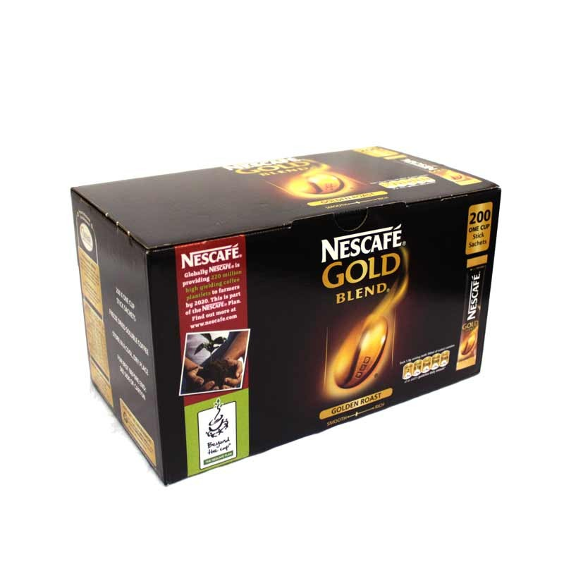 Nescafe Gold Blend Coffee Sticks x 200